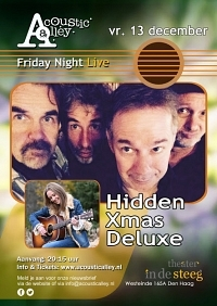 Acoustic Alley presenteert Hidden Xmas Deluxe