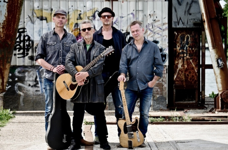 Acoustic Alley presenteert: Matthews Southern Comfort  (UK/NL)