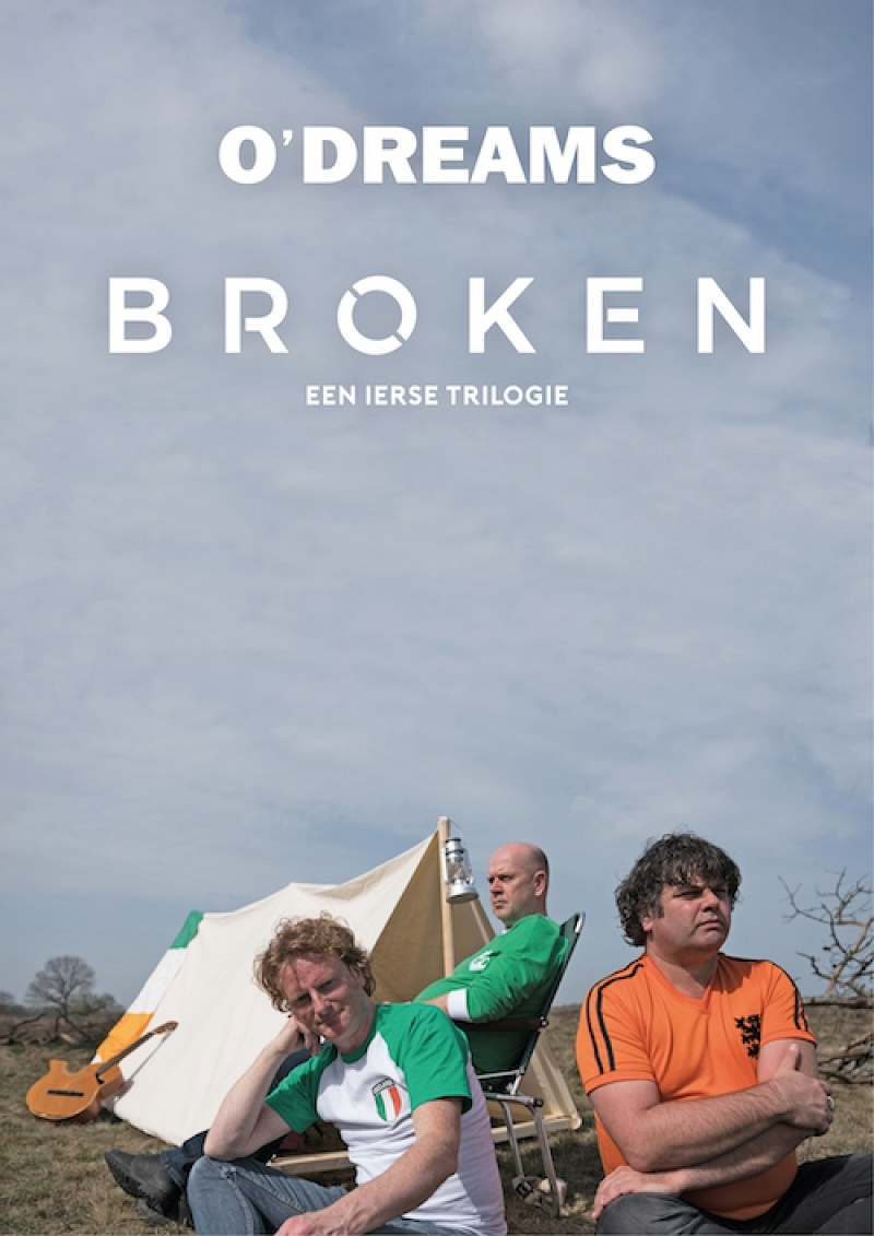 Acoustic Alley presenteert: O'Dreams met hun nieuwe theaterprogramma 'Broken'